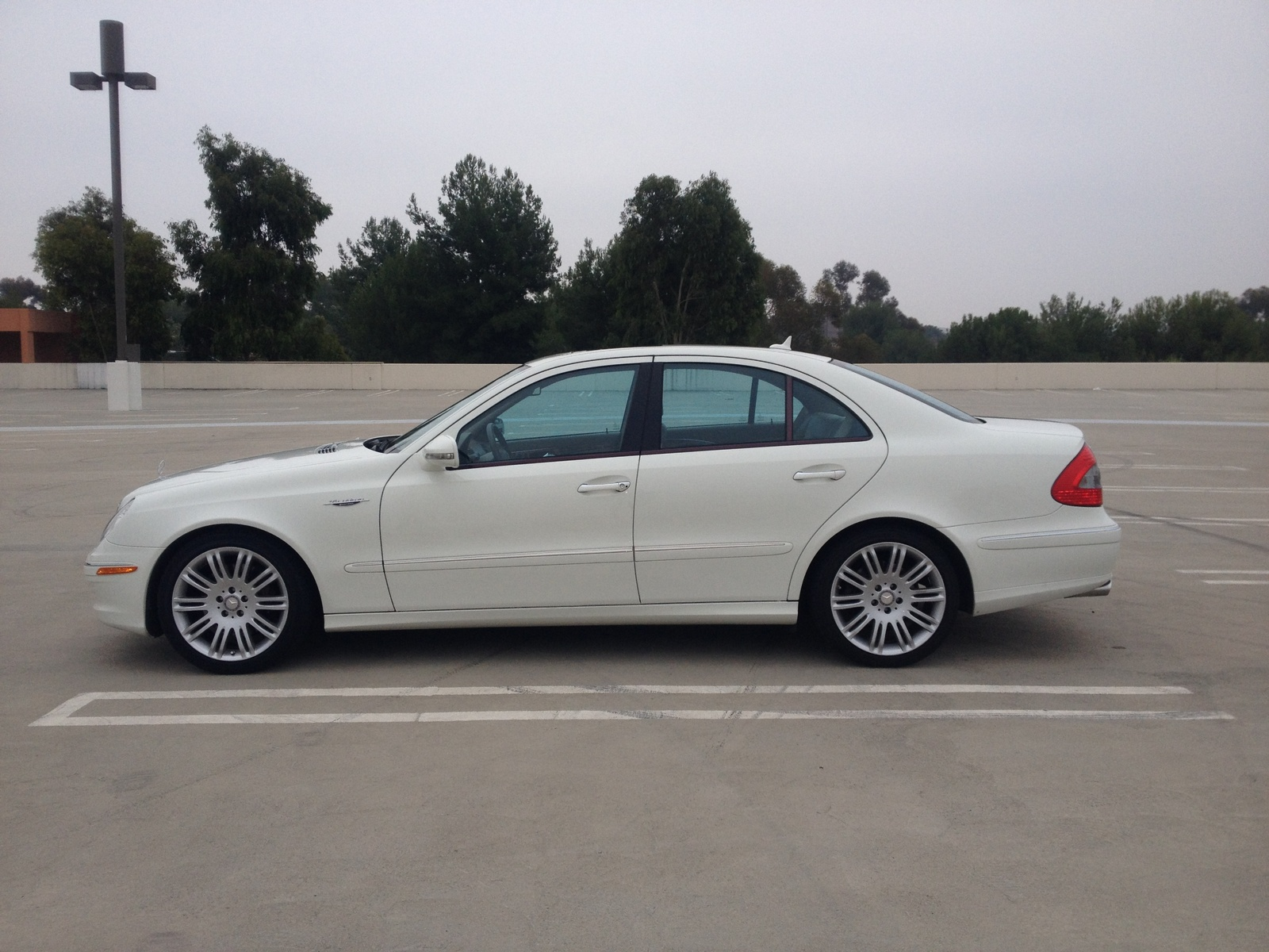 Mercedes Benz E350 Luxury 2008 Mercedes Benz E Class