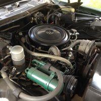 Picture of 1977 Pontiac Grand Prix SJ, engine