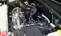 2008 Jeep Liberty Sport 4WD picture, engine