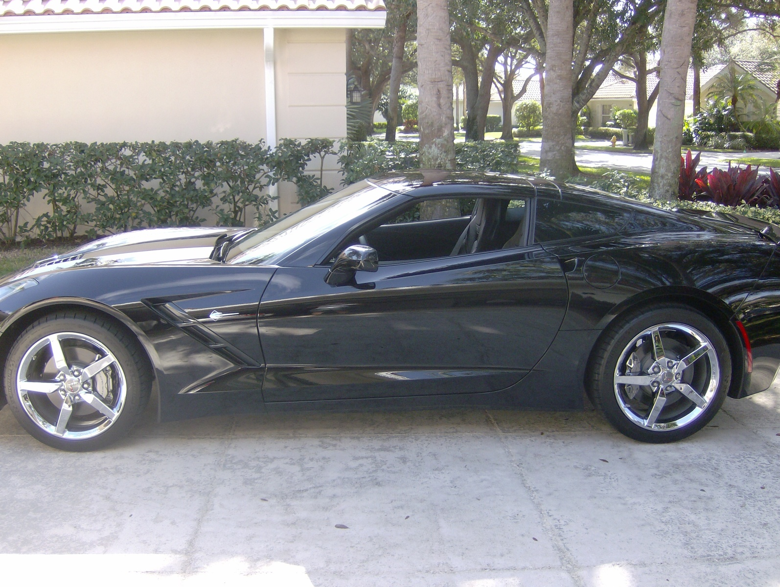 Picture of 2014 Chevrolet Corvette Stingray 2LT, exterior