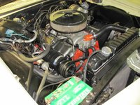 Picture of 1966 Chevrolet Caprice, engine