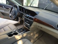Picture of 2012 Mercedes-Benz C-Class C250 Luxury, interior