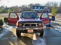 Picture of 1996 Toyota Tacoma 2 Dr SR5 4WD Extended Cab SB, exterior, gallery_worthy