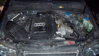 Picture of 2002 Audi A4 4 Dr 1.8T Turbo Sedan, engine, gallery_worthy
