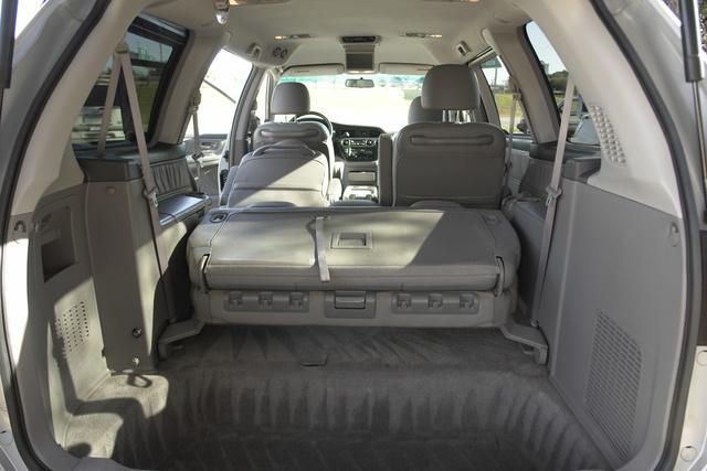 1999 Honda Civic Lx >> 2003 Honda Odyssey - Pictures - CarGurus