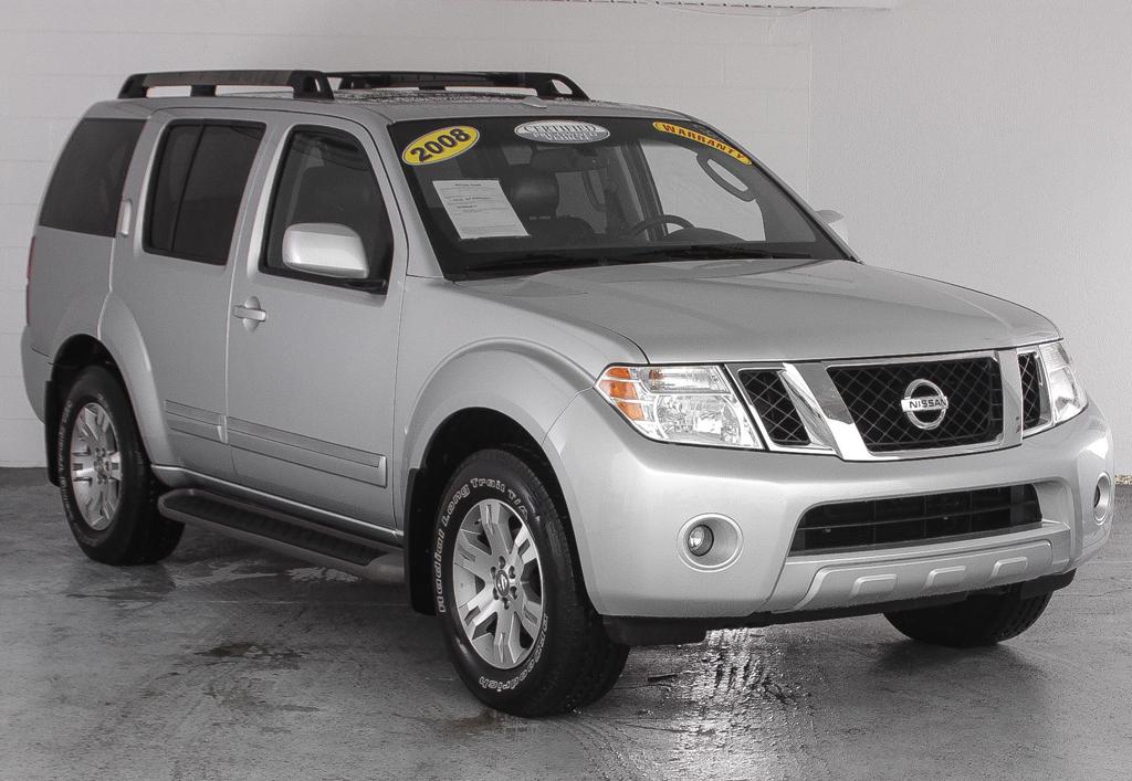 2008 Nissan Pathfinder Pictures Cargurus