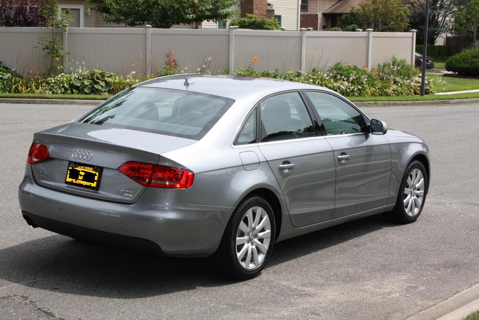 2011 Audi A4 Pictures Cargurus
