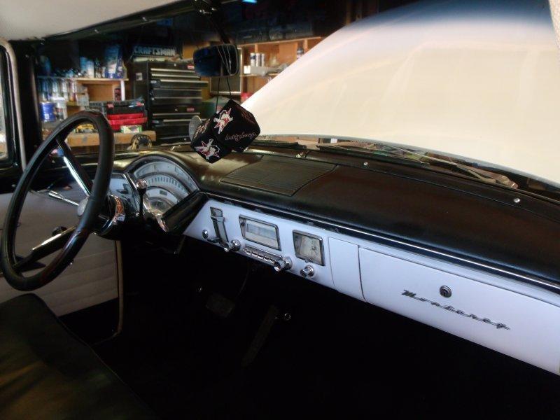 1956 mercury monterey interior pictures cargurus