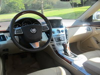 Picture of 2011 Cadillac CTS 3.6L Premium AWD, interior