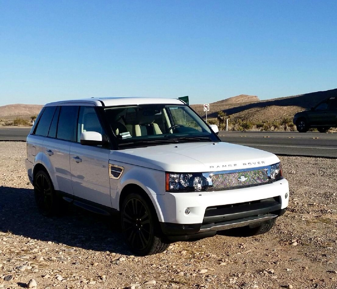 2011 Land Rover Range Rover Sport Exterior: 2012 Land Rover Range Rover Sport