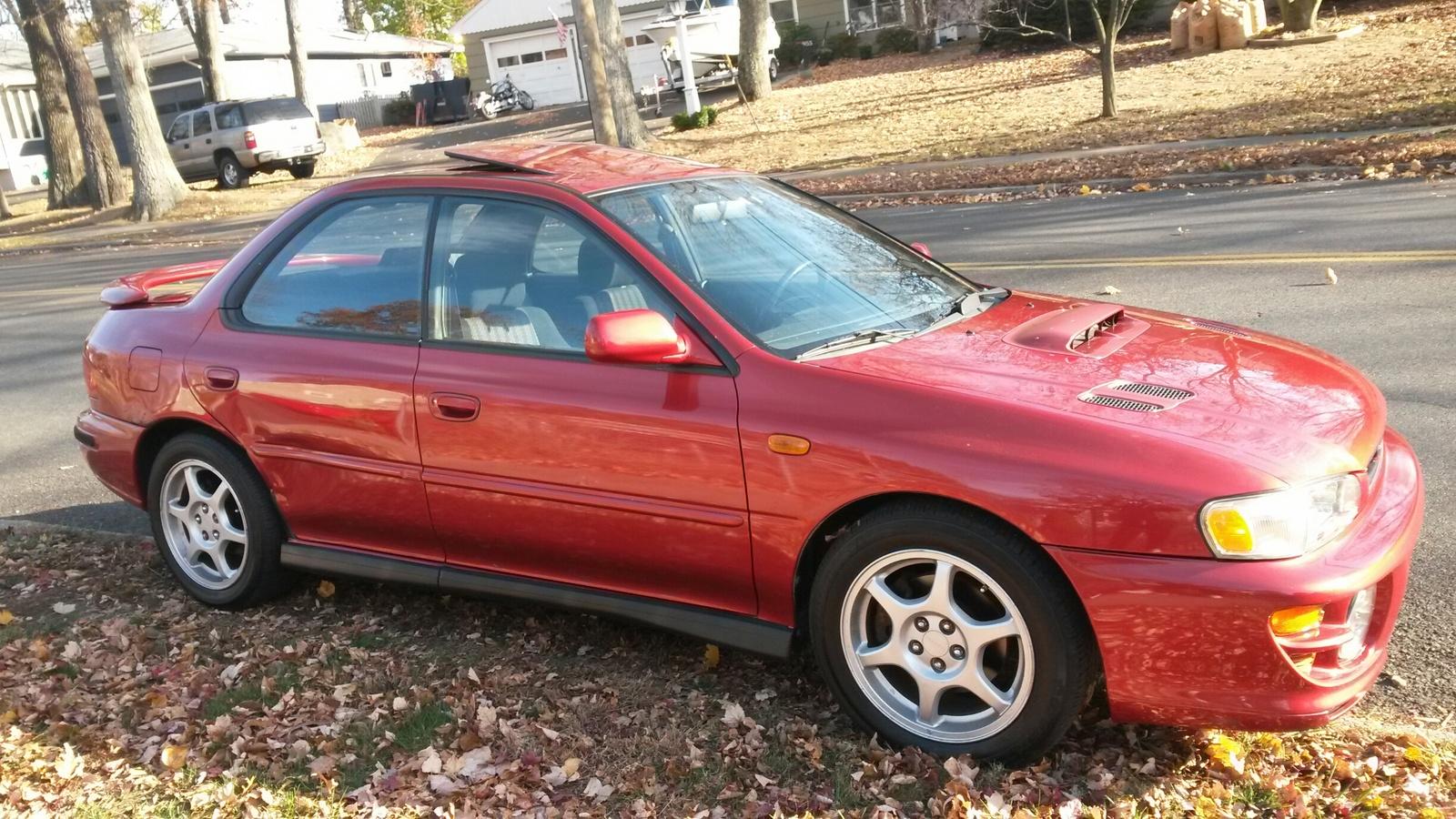 2001 Subaru Impreza Pictures Cargurus