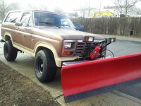 Picture of 1986 Ford Bronco Eddie Bauer 4WD, exterior
