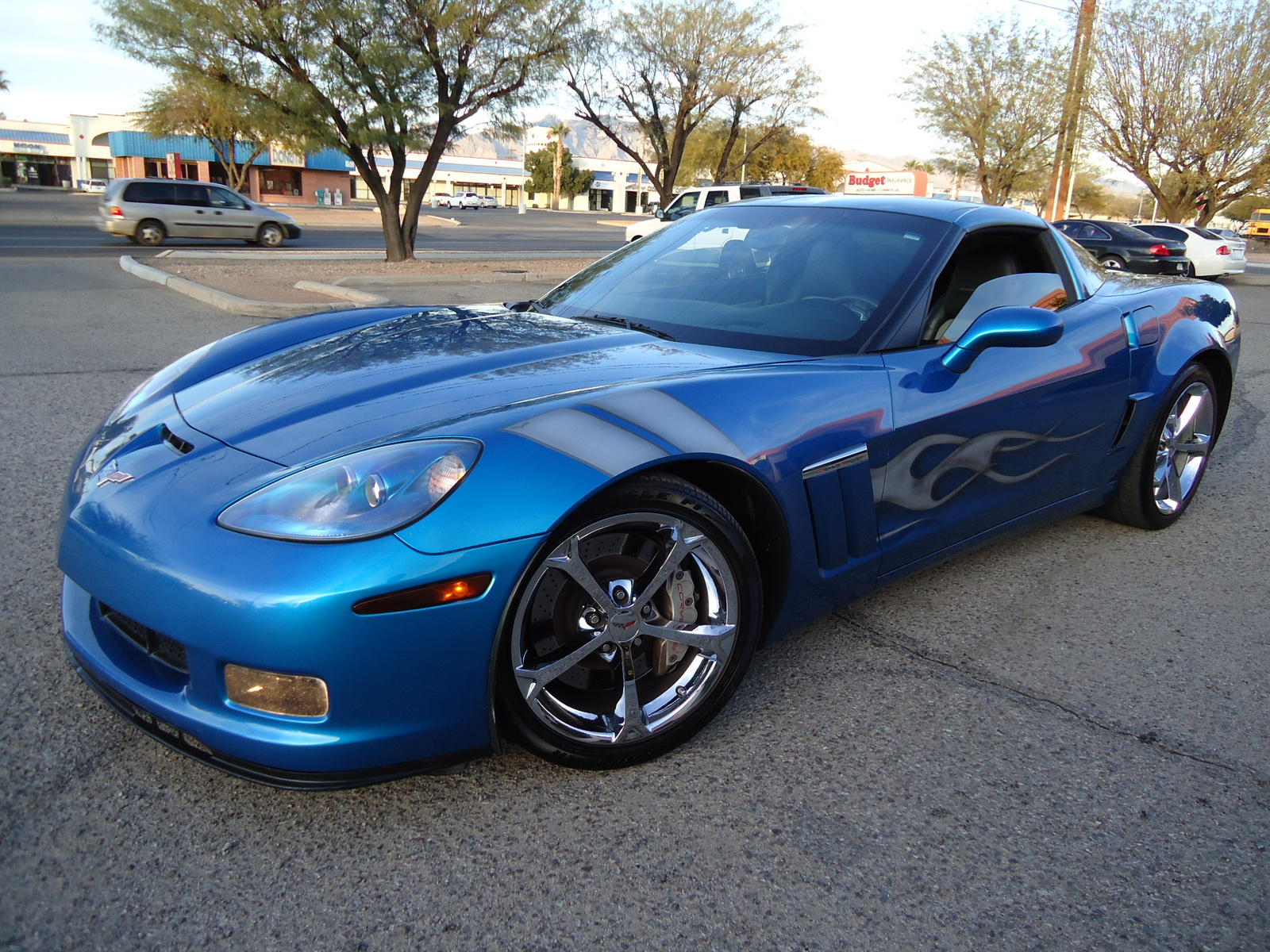 picture of 2010 chevrolet corvette grand sport 3lt exterior. Cars Review. Best American Auto & Cars Review
