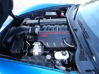 Picture of 2010 Chevrolet Corvette Grand Sport 3LT, engine