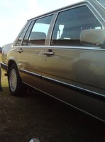 1988 Volvo 760 Overview