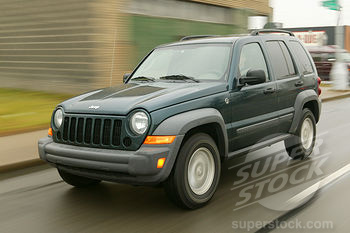 2005 Jeep Liberty Headlights Wont Come On, Why?