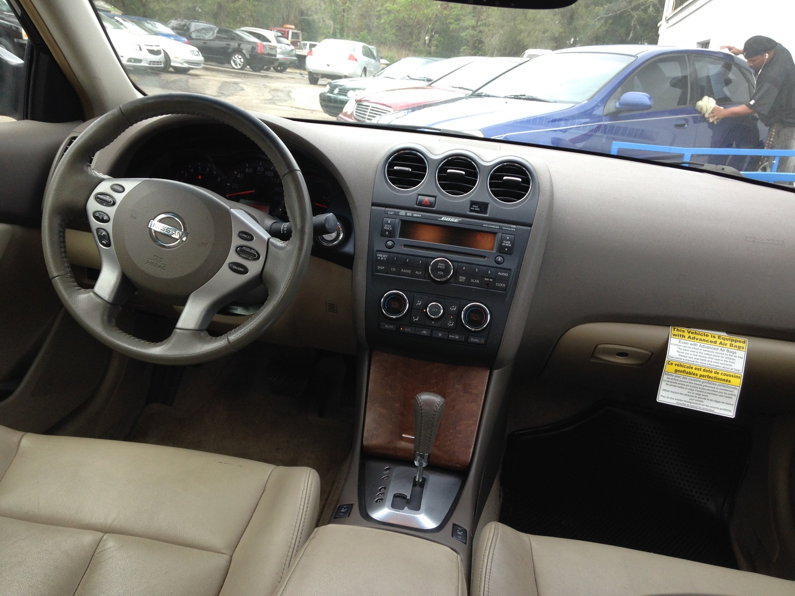 2007 nissan altima 2 5 s interior pictures to pin on pinterest pinsdaddy. Black Bedroom Furniture Sets. Home Design Ideas