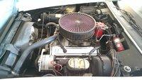 Picture of 1976 Chevrolet Corvette Coupe, engine