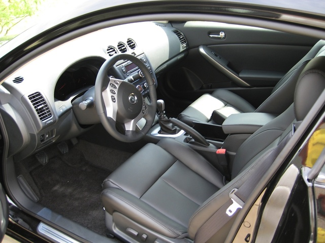 2008 Nissan Altima Coupe Pictures Cargurus
