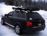 2002 Audi Allroad Quattro 4 Dr Turbo AWD Wagon picture