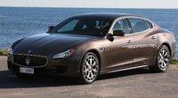 2014 Maserati Quattroporte Overview