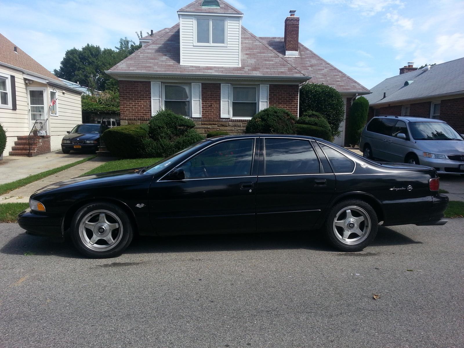 2008 Chevy Camaro Price 1995 Chevrolet Impala - Pictures - CarGurus