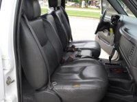 2004 Chevrolet Silverado 2500 4 Dr Work Truck 4WD Extended Cab SB picture, interior