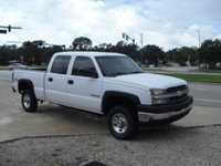 2004 Chevrolet Silverado 2500 4 Dr Work Truck 4WD Extended Cab SB picture, exterior