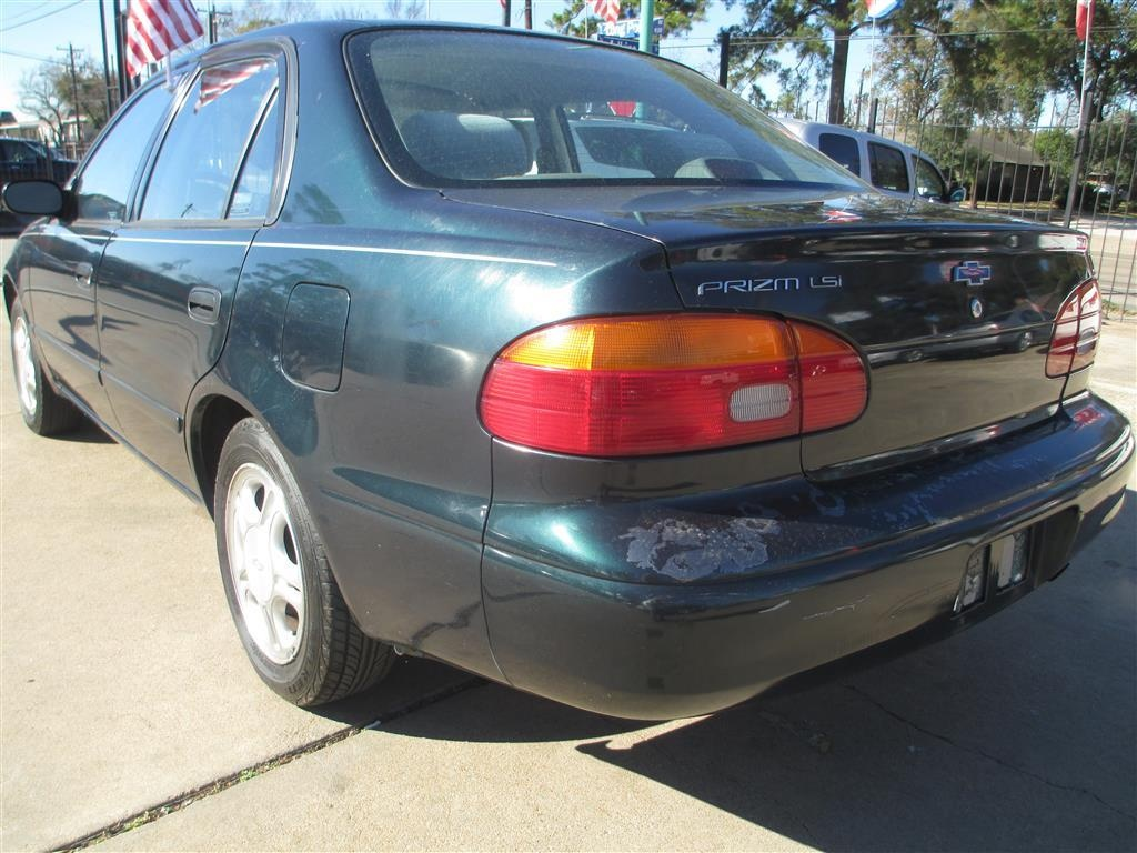 Picture of 1998 Chevrolet Prizm 4 Dr LSi Sedan