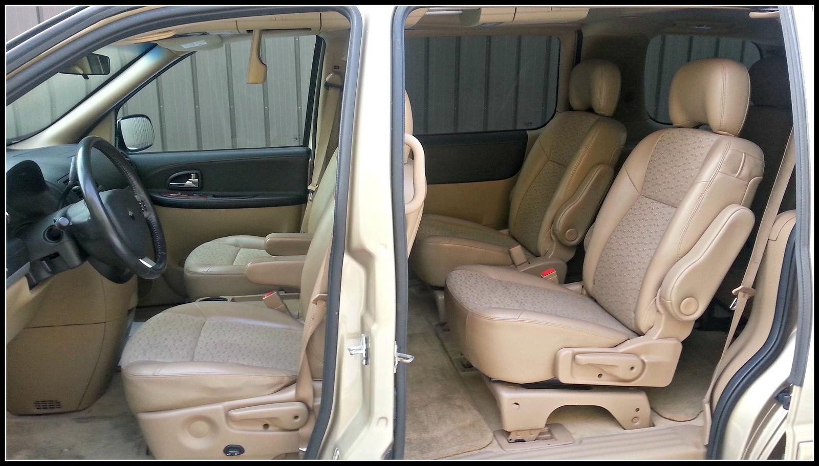 2005 Chevrolet Uplander Pictures Cargurus