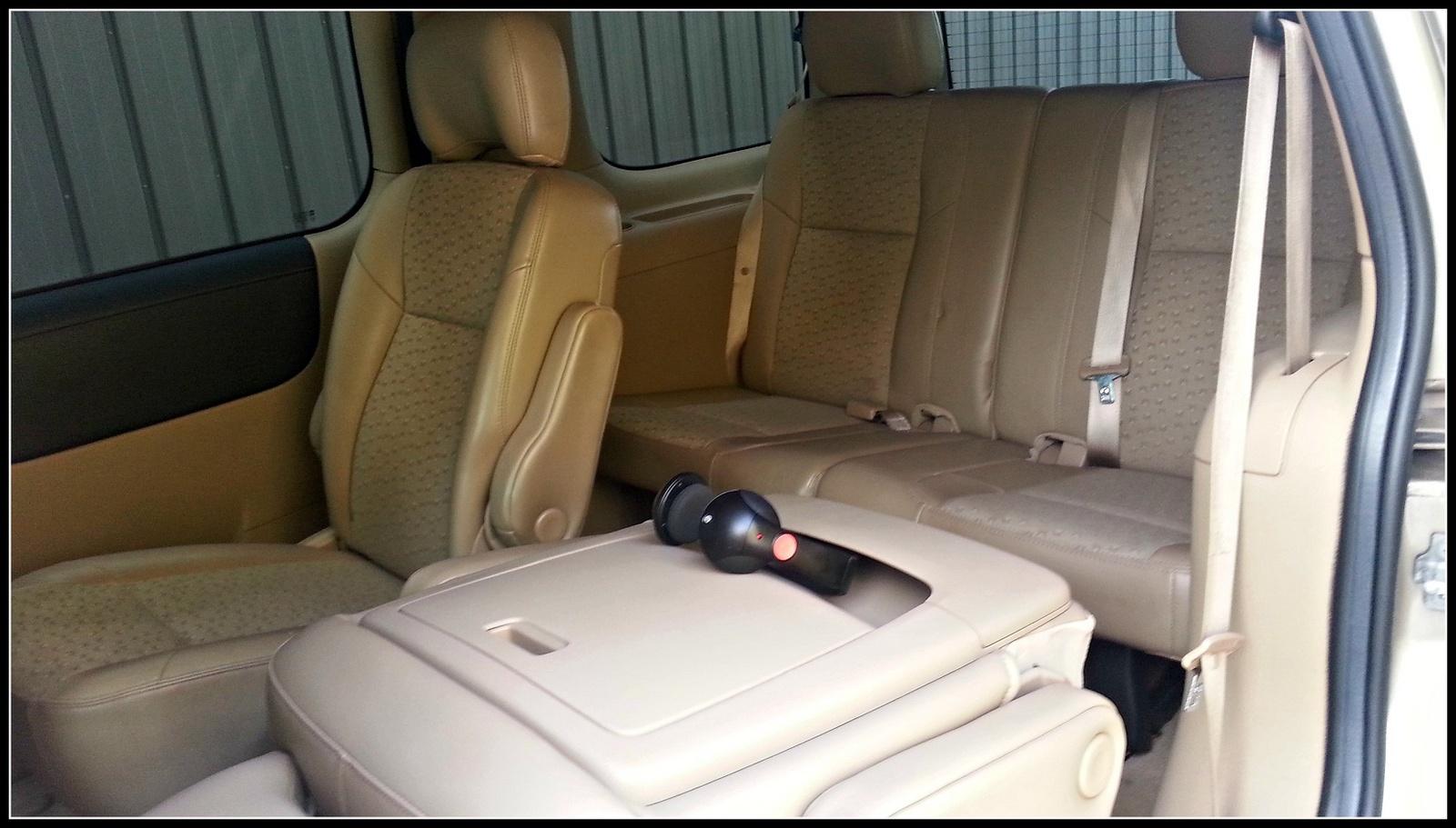 2005 Chevrolet Uplander Interior Pictures Cargurus