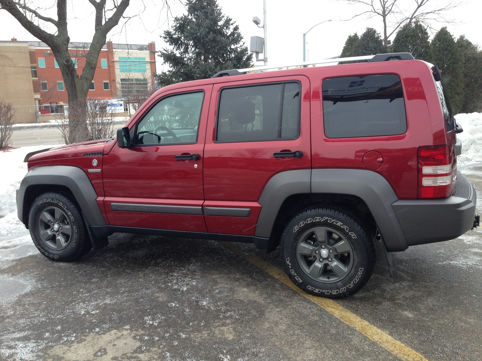 2011 Jeep Liberty Pictures Cargurus