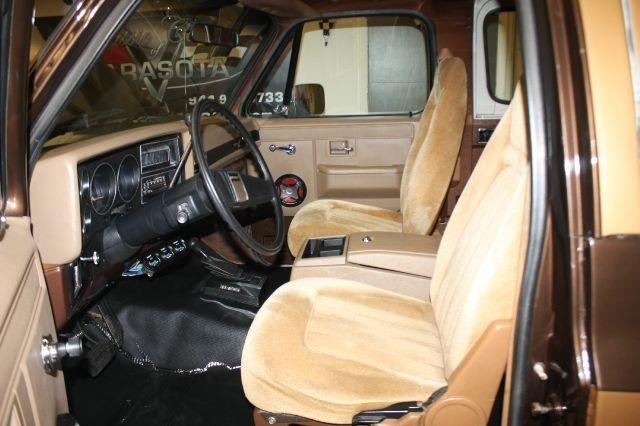 1988 Chevrolet Blazer - Interior Pictures - CarGurus