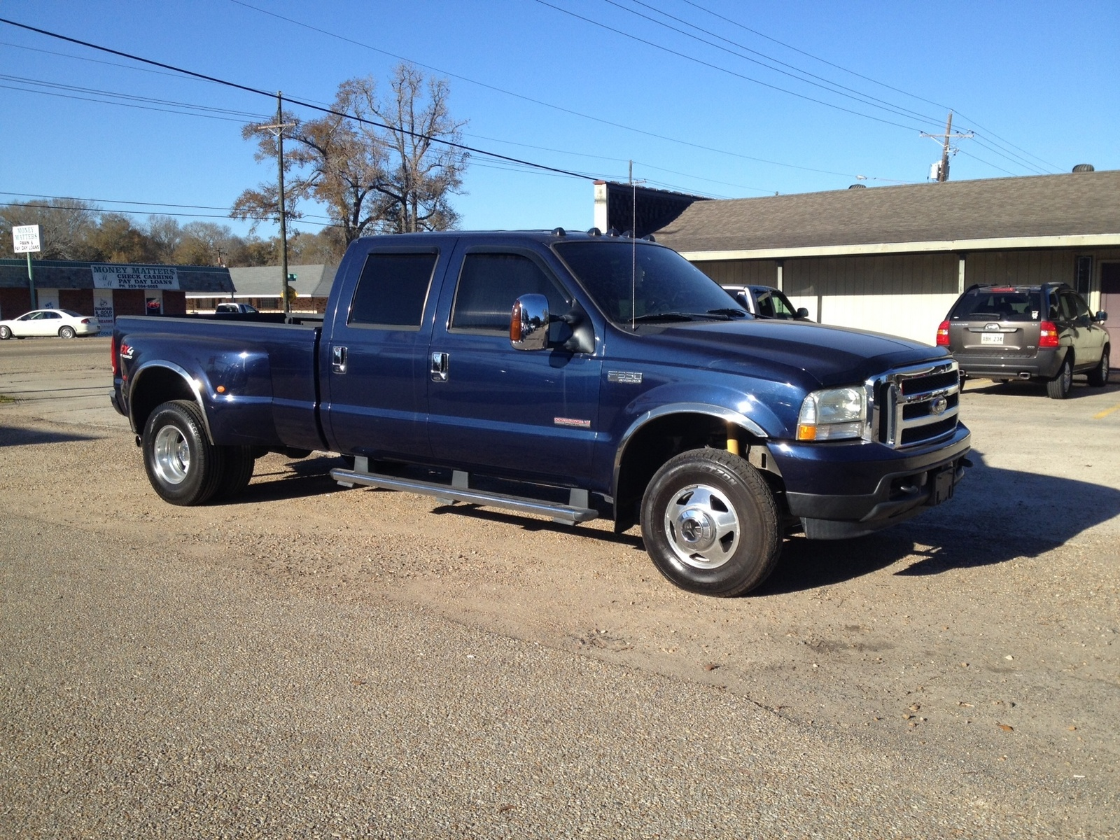 2004 Ford F-350 Super Duty - Pictures