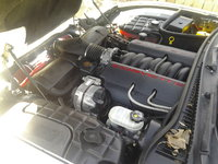 Picture of 1998 Chevrolet Corvette Coupe, engine