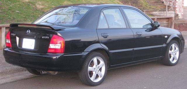 Picture of 2003 Mazda Protege ES, exterior