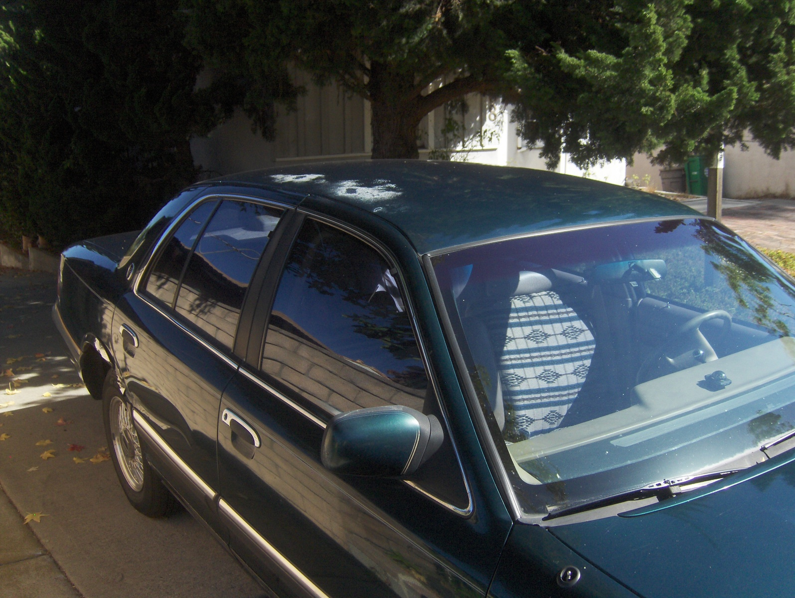 Picture of 1993 Mercury Grand Marquis 4 Dr LS Sedan