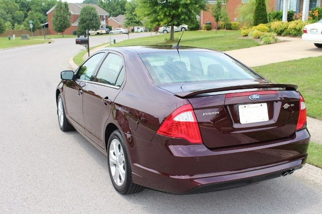 Picture of 2012 Ford Fusion SE, exterior, gallery_worthy