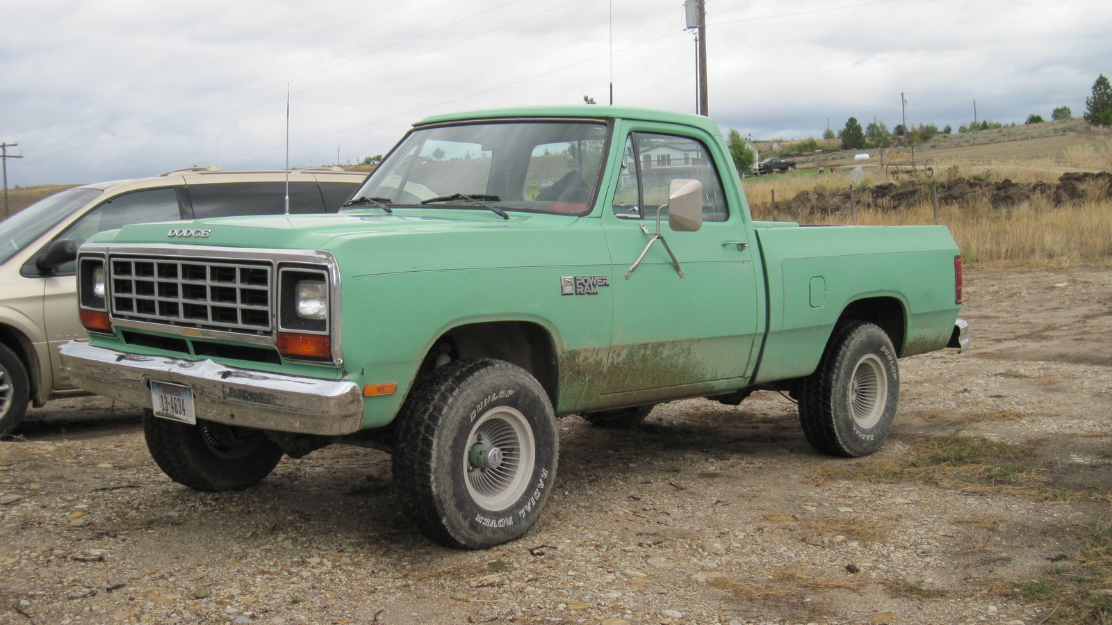 1983 dodge power ram w150 severely overcharging why