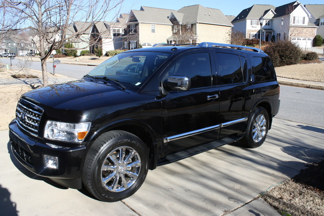 Picture of 2010 INFINITI QX56 4WD, exterior, gallery_worthy