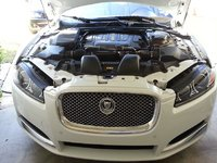 Picture of 2013 Jaguar XF Supercharged, exterior, engine