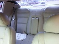 1998 Cadillac Eldorado Base Coupe picture, interior