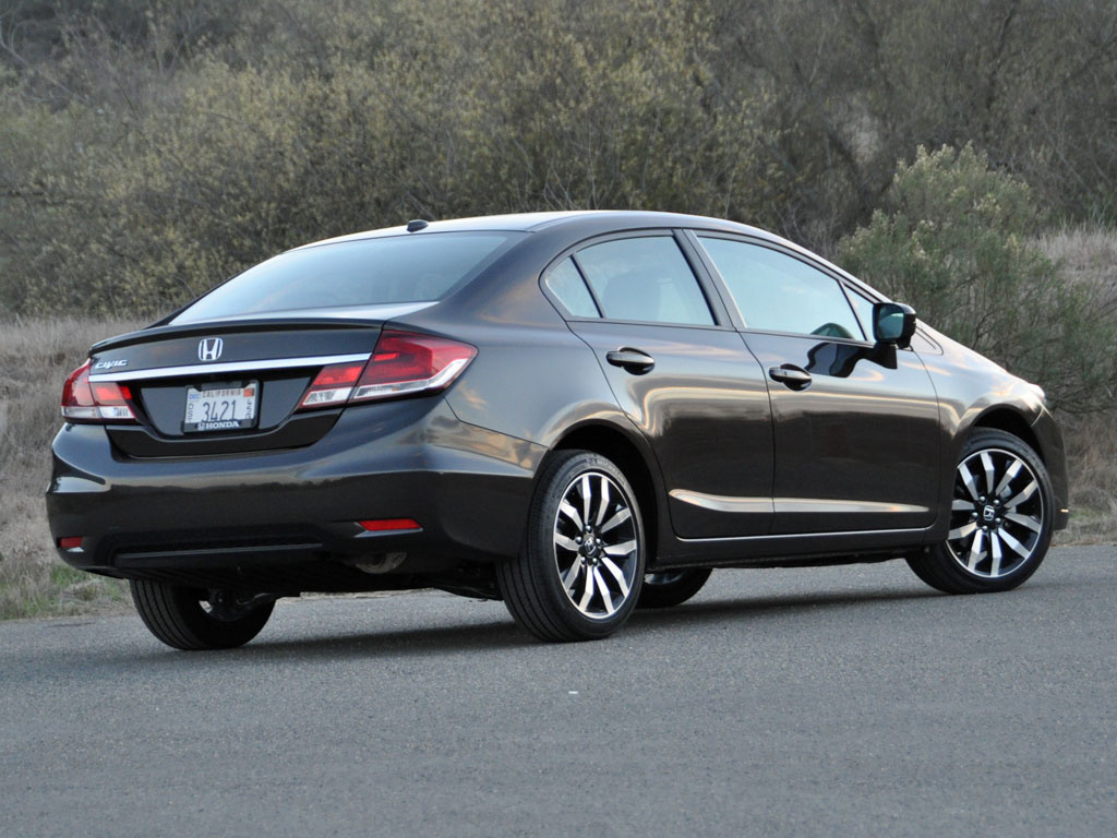 2014 Honda Civic EX-L Sedan