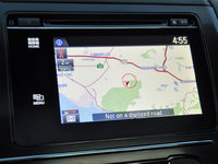 2014 Honda Civic EX-L w/ Navigation, 2014 Honda Civic EX-L navigation map, interior