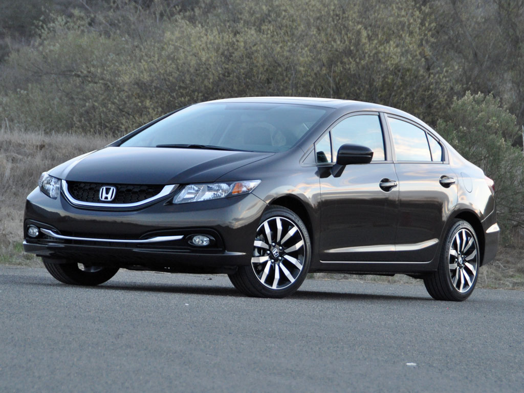 New 2015 Honda Civic For Sale - CarGurus