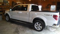 Picture of 2012 Ford F-150 Lariat SuperCrew 5.5ft Bed 4WD, exterior