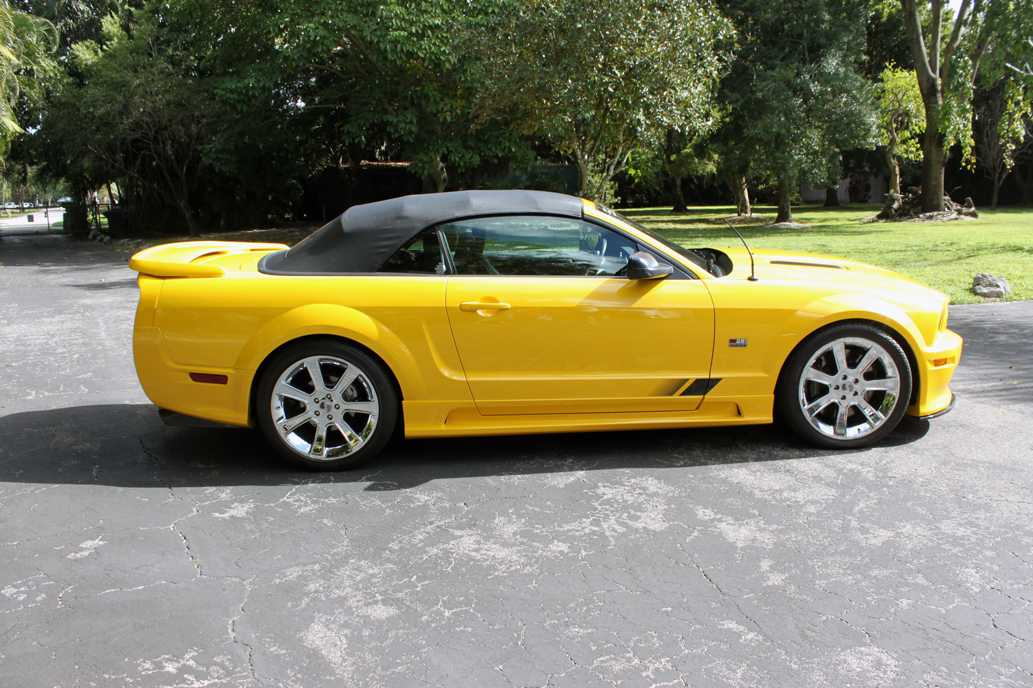 used 2007 saleen s331 for sale. Black Bedroom Furniture Sets. Home Design Ideas