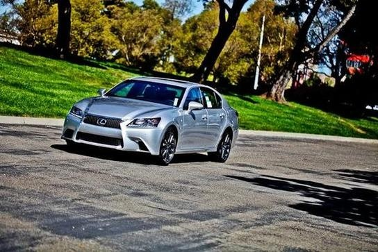 Picture of 2014 Lexus GS 350 Base