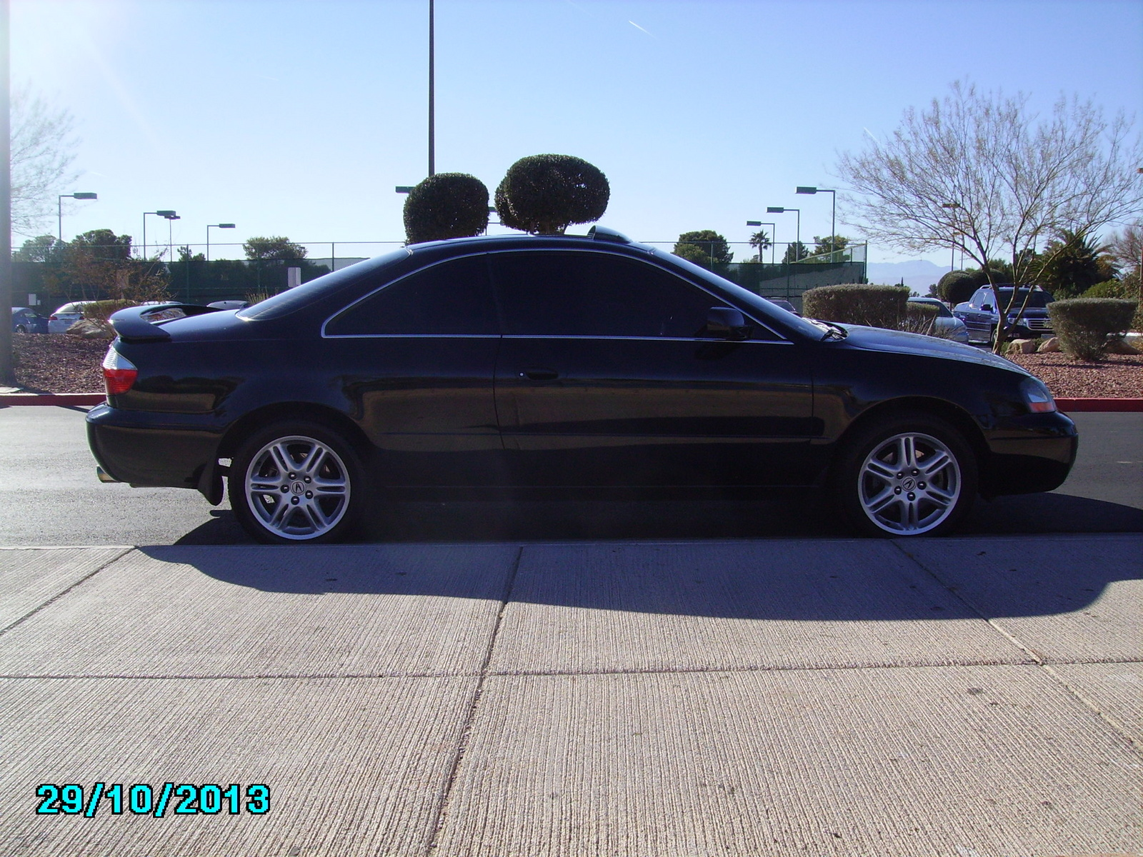 picture of 2003 acura cl 2 dr 3 2 type s coupe exterior. Black Bedroom Furniture Sets. Home Design Ideas