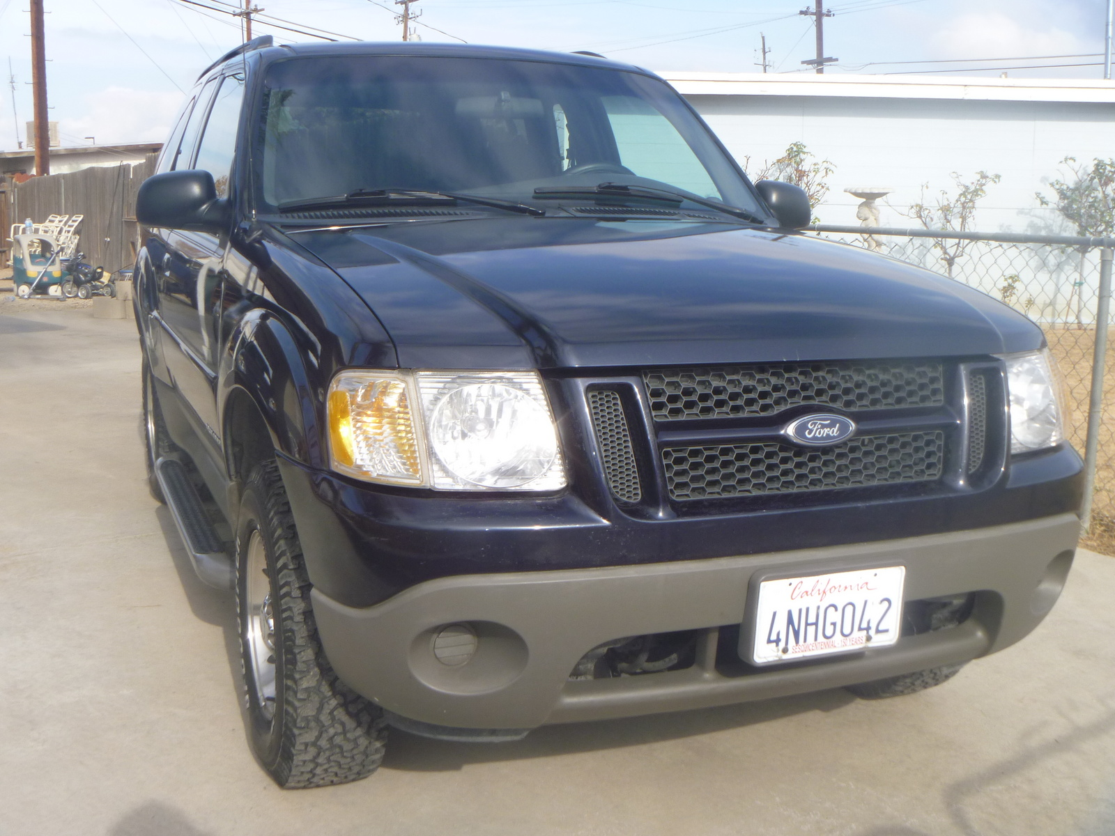 what 39 s your take on the 2001 ford explorer sport. Cars Review. Best American Auto & Cars Review